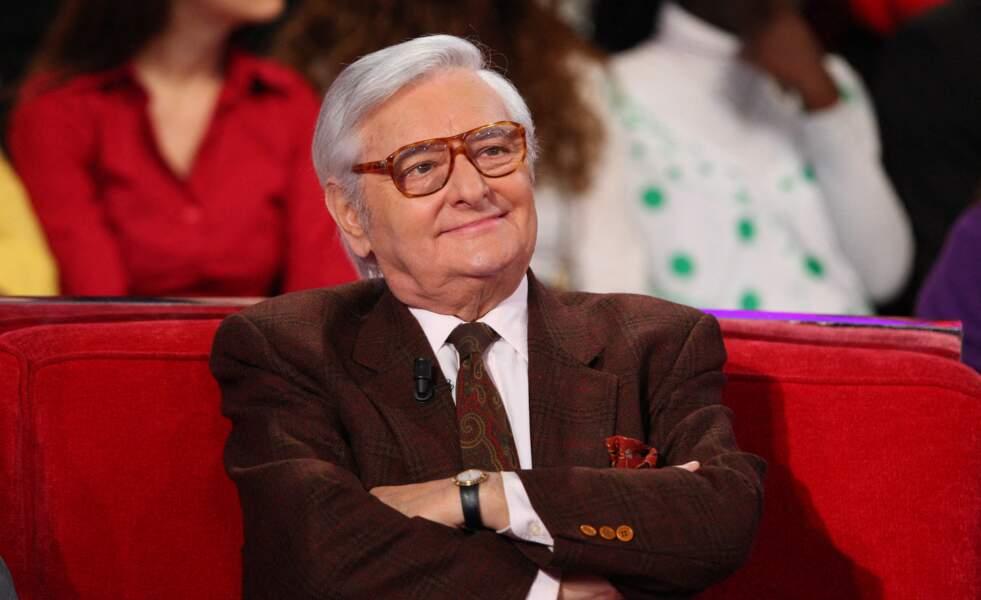 Roger Carel, comédien, disparu le 11 septembre à 93 ans