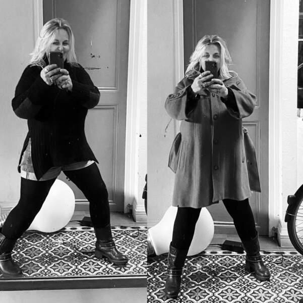 Valérie Damidot a récemment perdu 8 kilos et elle n'est pas peu fière !