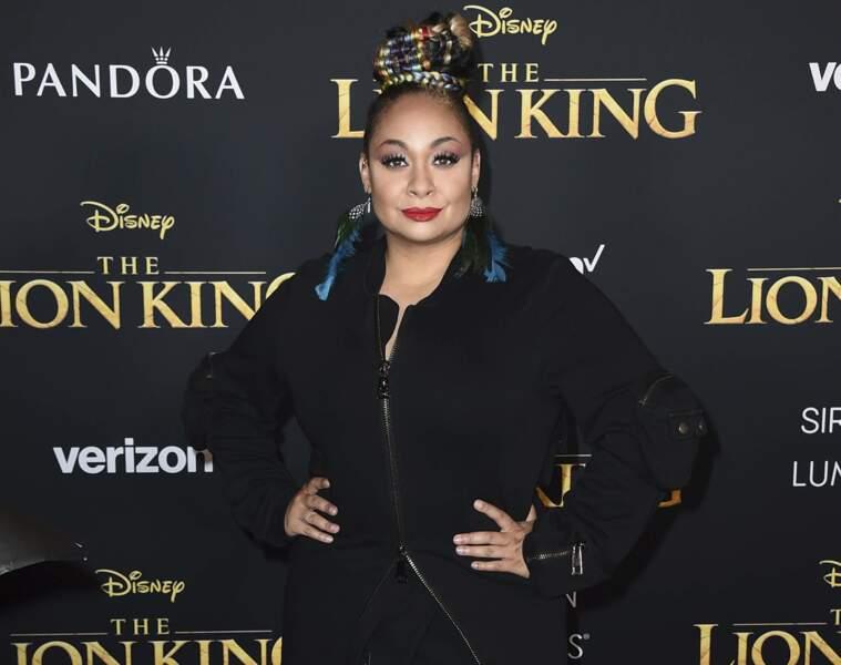 L'actrice et chanteuse Raven-Symoné peut poser fièrement : en juin, elle a épousé sa compagne depuis quatre ans, Miranda Maday