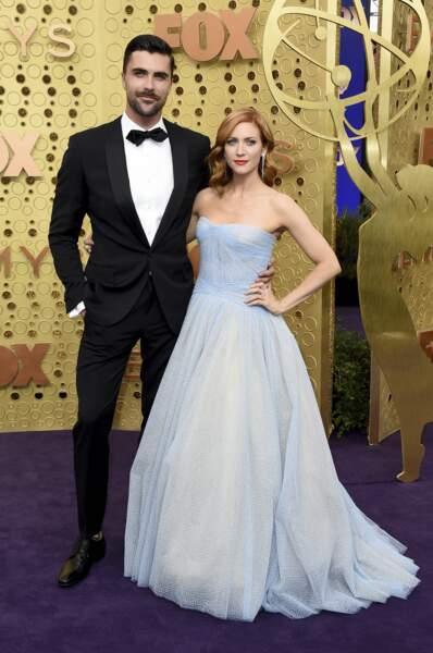 L'actrice Brittany Snow (Pitch Perfect) a épousé son fiancé Tyler Stanaland le 14 mars