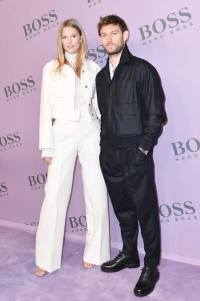 Le mannequin Toni Garrn (ex de DiCaprio) se marie avec son compagnon Alex Pettyfer le 2 octobre