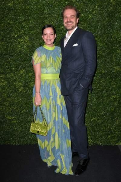 Lily Allen et David Harbour se marient le 9 septembre à Las Vegas