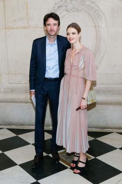 Antoine Arnault et Natalia Vodianova célèbrent leur mariage parisien le 21 septembre