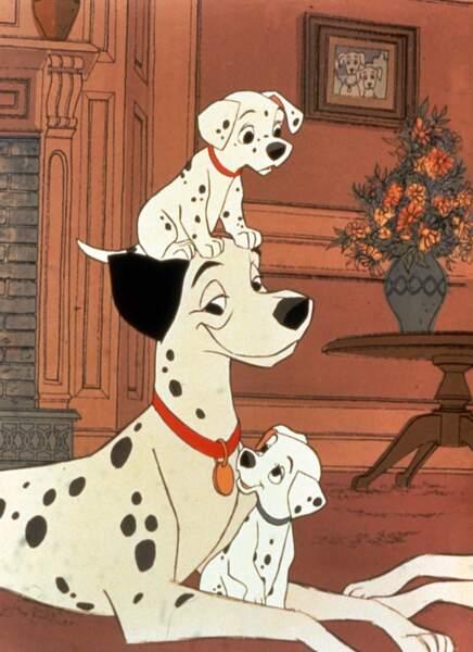 Vous vous souvenez de Pongo, le papa de la portée de dalmatiens ?