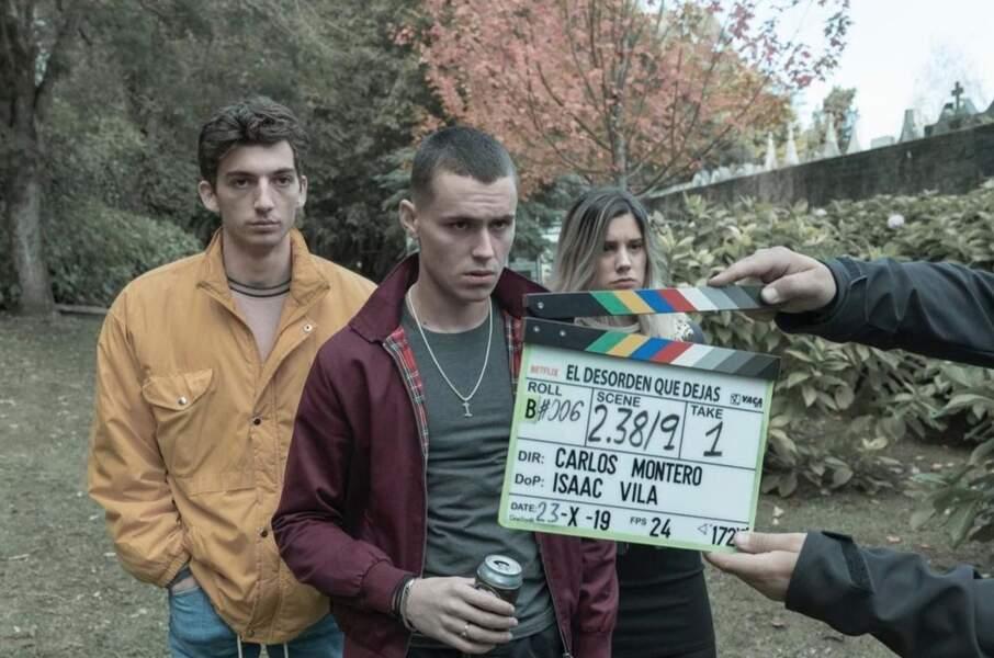 Le tournage de la série Après toi, le chaos pour Netflix a eu lieu en 2019