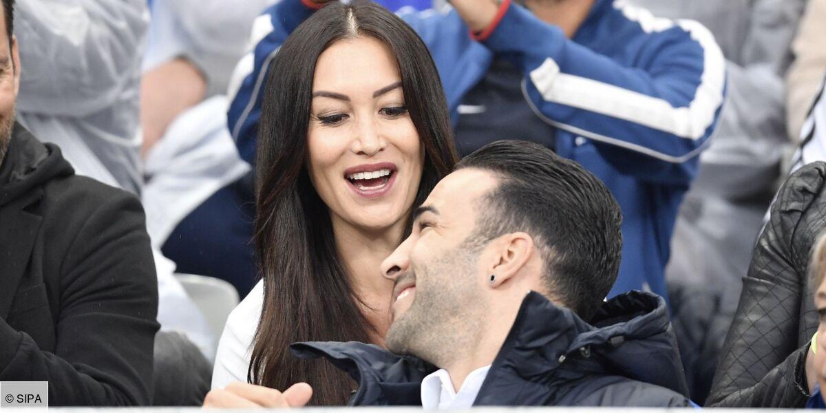 """Adil Rami à propos de son ex-compagne Sidonie Biémont : """"Elle n'est plus du tout importante à mes yeux"""""""