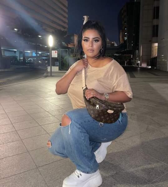 Marwa Loud a elle aussi des problèmes de mites dans son placard.