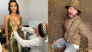Instagram : décolleté XXL pour Kourtney Kardashian, look 100% léopard pour Bob Sinclar... (PHOTO)