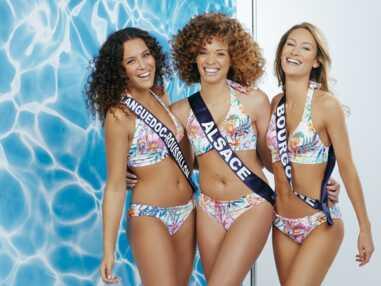 Miss France 2021 : les portraits officiels et les photos en maillot de bain des candidates !
