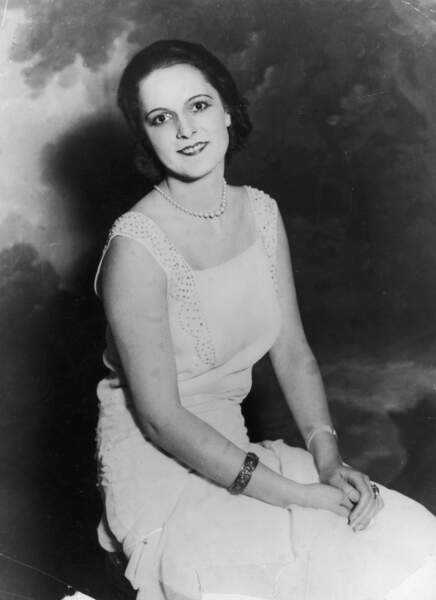 Miss France 1930, Yvette Labrousse
