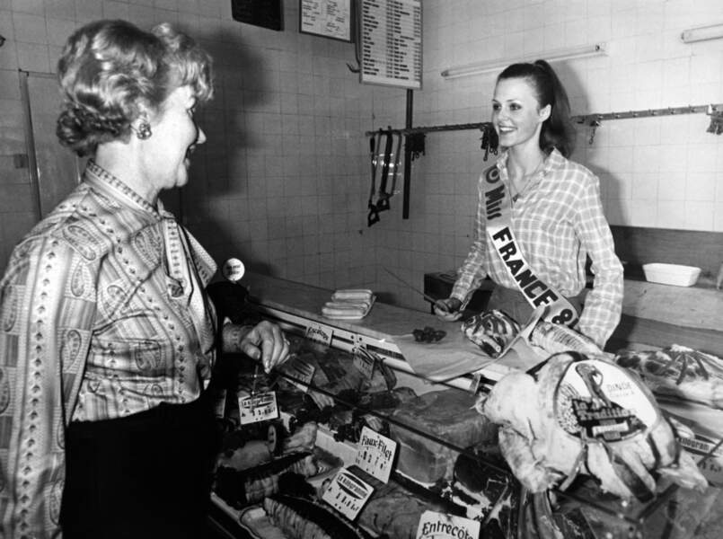 Miss France 1981, Isabelle Benard