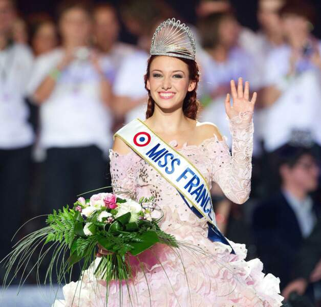 Miss France 2012, Delphine Wespiser