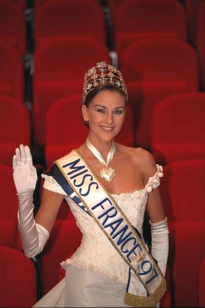 1997 Miss France Patricia Spehar