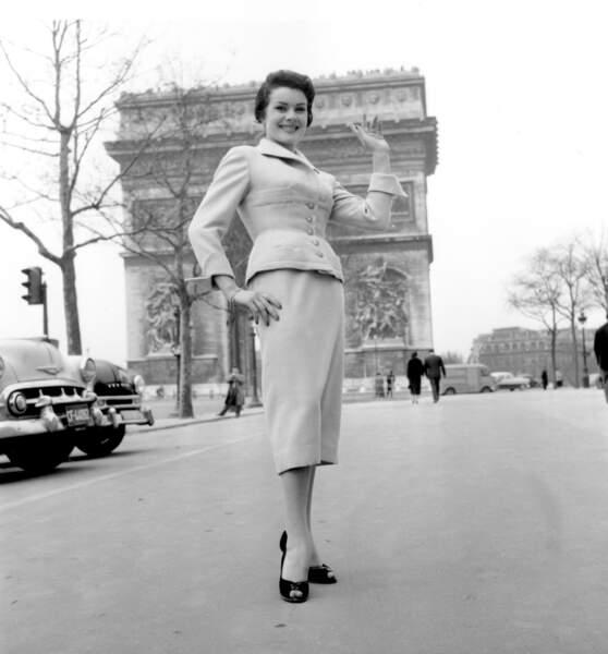 Miss France 1957, Sylvie Numez