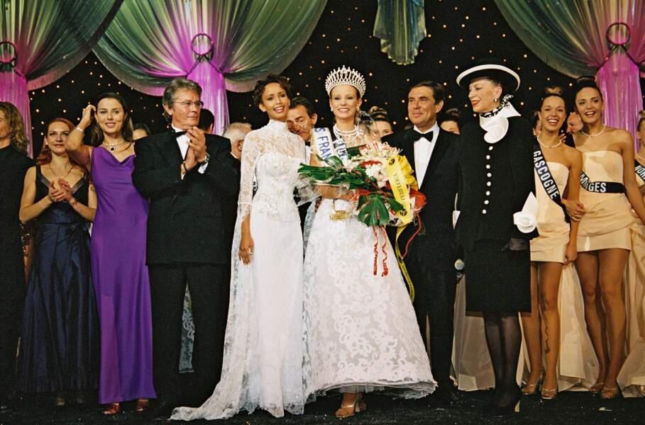 Miss France 2001, Elodie Gossuin
