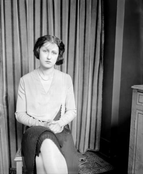 Miss France 1929, Germaine Laborde