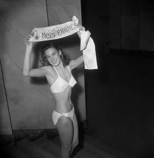 Miss France 1947, Yvonne Viseux