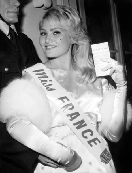 Miss France 1964, Jacqueline Gayraud