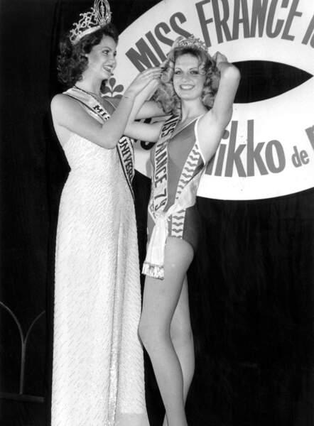 Miss France 1979, Sylvie Parera