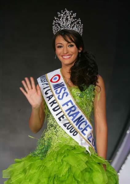 Miss France 2007, Rachel Legrain-Trapani