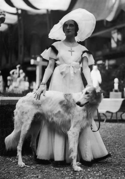 Miss France 1927, Roberte Cusey