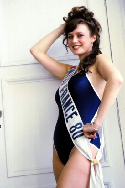 Miss France 1980, Patricia Barzyk
