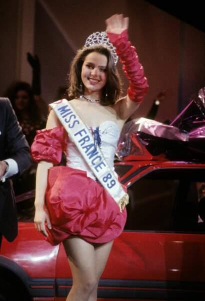 Miss France 1989, Peggy Zlotkowski