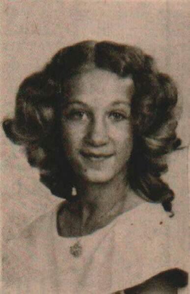 Miss France 1940, Joséphine Ladwig