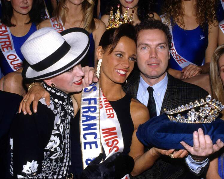 Miss France 1987, Nathalie Marquay