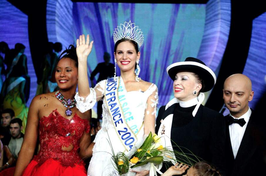 Miss France 2004, Laeticia Bleger :