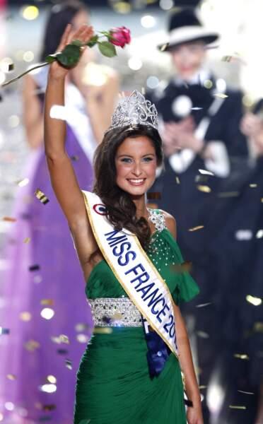 Miss France 2010, Malika Ménard