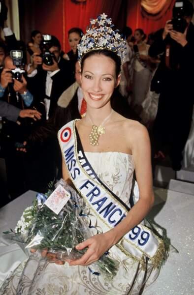 Miss France 1999, Mareva Galanter