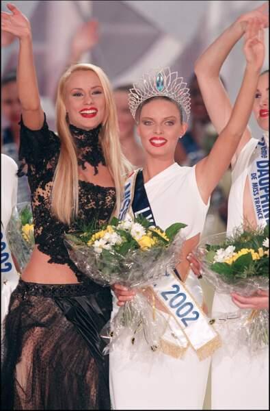 Miss France 2002, Sylvie Tellier