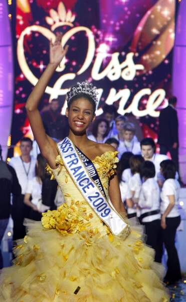 Miss France 2009, Chloé Mortaud