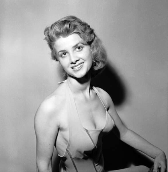Miss France 1958, Monique Negler
