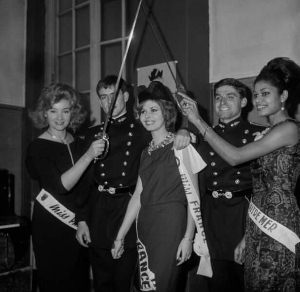 Miss France 1964, Arlette Collot ensuite destituée