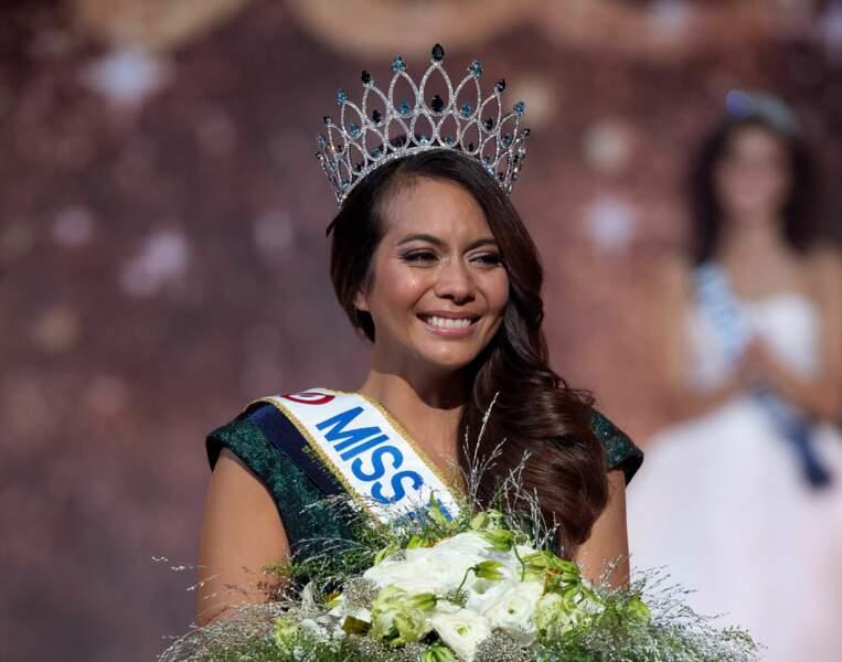 Miss France 2019, Vaimalama Chaves