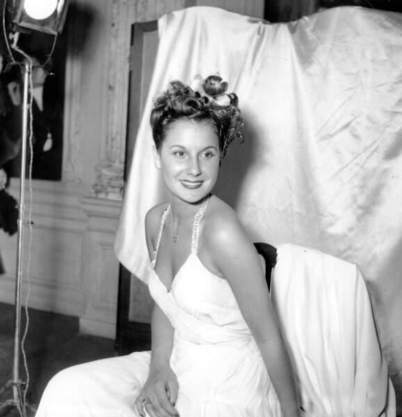 Miss France 1948, Jacqueline Donny
