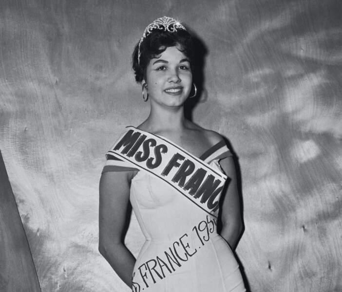 Miss France 1956, Gisele Charbit