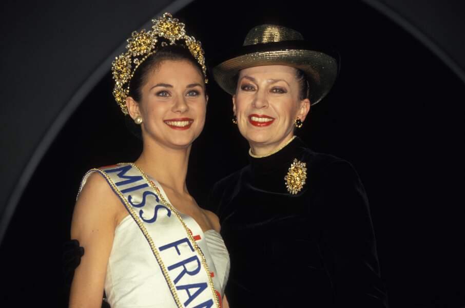 Miss France 1994, Valerie Claisse
