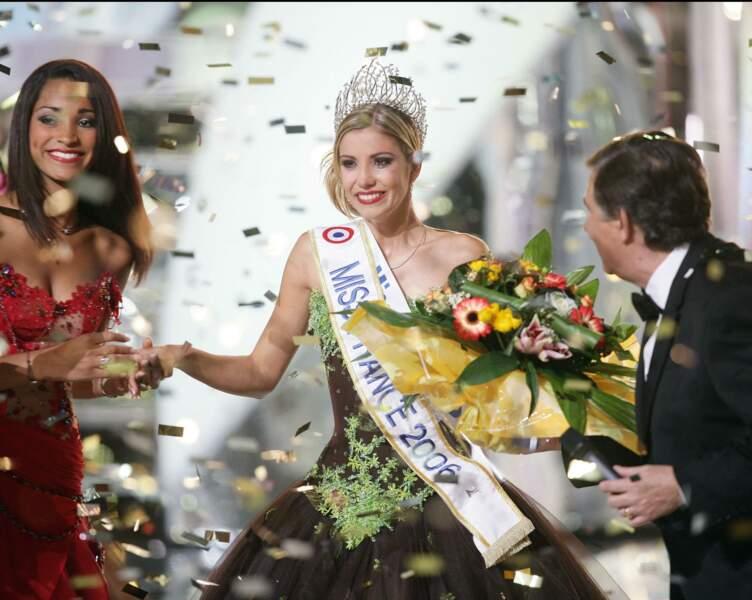Miss France 2006, Alexandra Rosenfeld