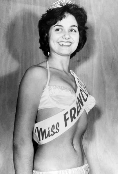 Miss France 1959, Monique Chiron