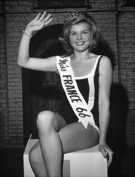 Miss France 1966, Michèle Boule