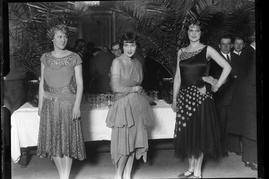 Miss France 1929, Madeleine Mourgues (élue par un comité concurrent)