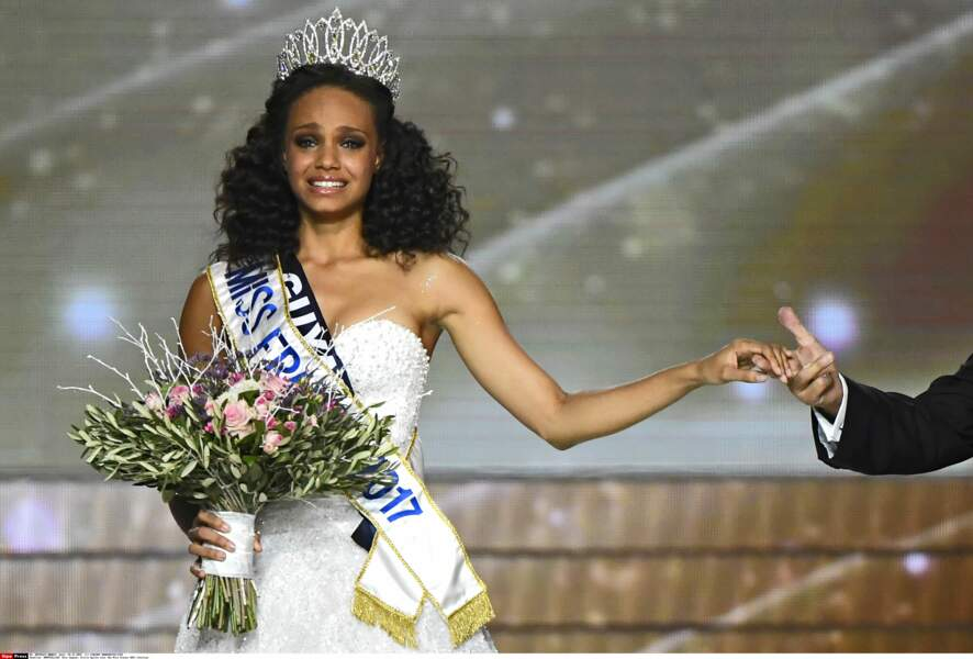 Miss France 2017, Alicia Aylies
