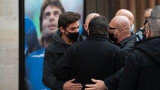 Obsèques de Christophe Dominici : le monde du rugby réuni pour un dernier hommage (PHOTOS)