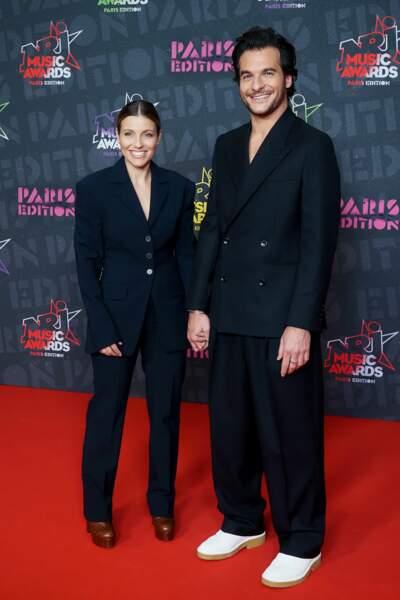 Amir et sa femme Lital