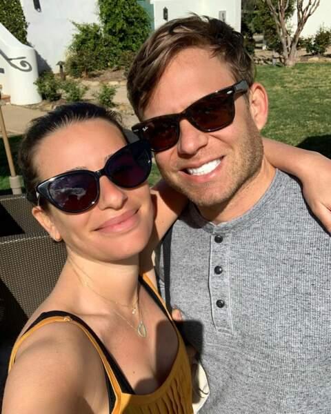 Lea Michele et son mari l'homme d'affaires Zandy Reich  sont devenus parents pour la première fois.
