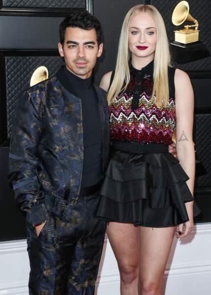 La star de la série «Game of Thrones» Sophie Turner et le chanteur américain Joe Jonas du groupe « Jonas Brothers » sont devenus parents pour la première fois d'une petite Willa née le  22 juillet