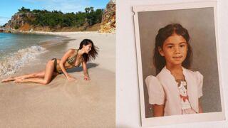 Instagram : Iris Mittenaere naïade en bikini à Saint-Martin, Nicole Scherzinger méconnaissable enfant... (PHOTOS)